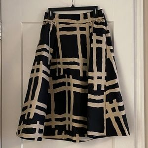 Kate Spade New York Printed Midi Skirt